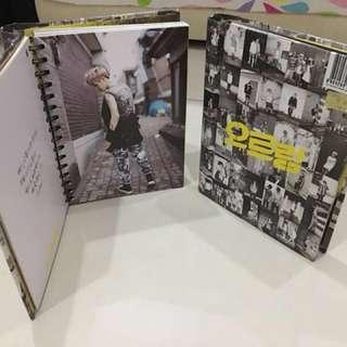 EXO's Growl ( 1st Album Repackaged) (Official)Kiss &Hug Version