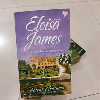 Potent Pleasure by Eloisa James