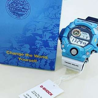 BNIB Love The Sea Rangeman GW-9402KJ-2JR  G Shock Casio watch