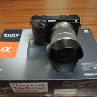 【出售】SONY NEX-7 數位單眼相機