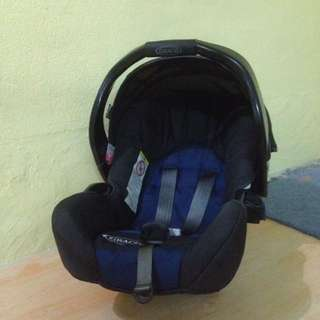 GRACO®BABY CARSEAT (weight 13kg). 👍🏻😊#abubaq