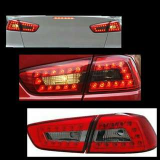 Mitsubishi Lancer Led tail lamp