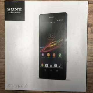 Sony Xperia Z Full Box Set