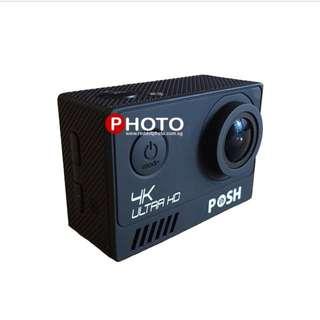 POSH W11 4K Action Camera (GOLD)