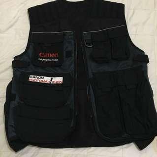 Canon Photomarathon vest