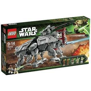 全新Lego 75019 Starwars AT-TE