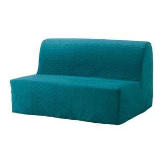 Sofa tempat tidur khusus cicilan