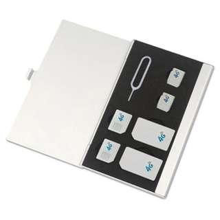 SD card holder / case (Black)