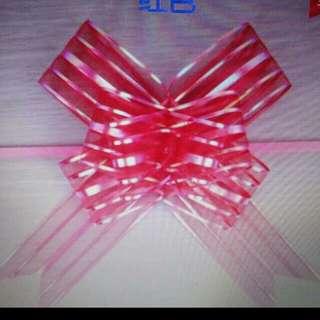 Ready made ribbons