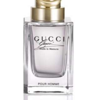 Gucci Perfume Made to Measure