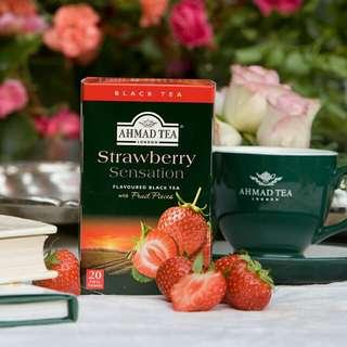 Ahmad Tea Strawberry Sensation
