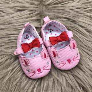 Cat pink shoes