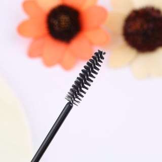 Mascara Wand / Disposable Mascara and EyeBrow Wand / Mascara and Eyebrow Comb