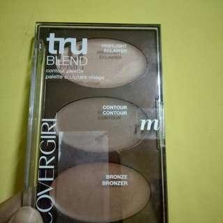 CoverGirl truBLEND contour pallete