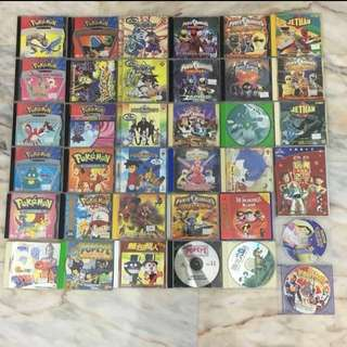 Children's DVD/VCD Cartoons