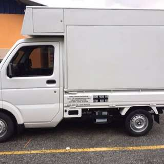 Suzuki carry DA63 (Food truck)