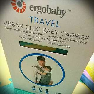 US Brand : Baby Carrier Ergobaby Urban Chic Carrier