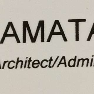 Architectural SIGN and SEAL