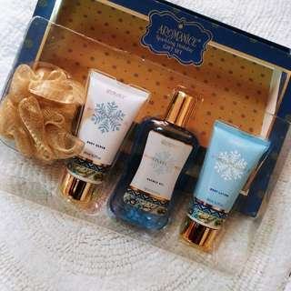 Aromance Sparkling Holiday Gift Set