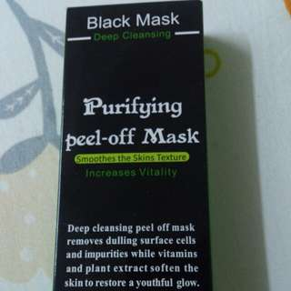 Purifying Peel-Off / Clean Blackhead