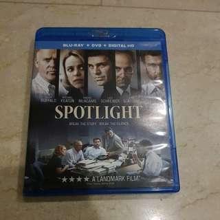 Spotlight Blu Ray