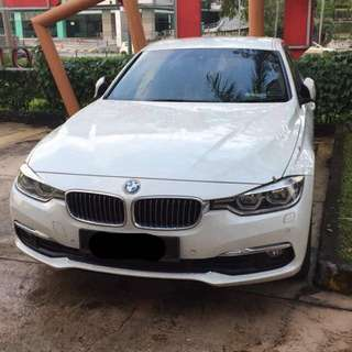 Bmw 318i for rent