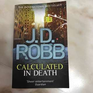 Calculated in Death, J.D. Robb