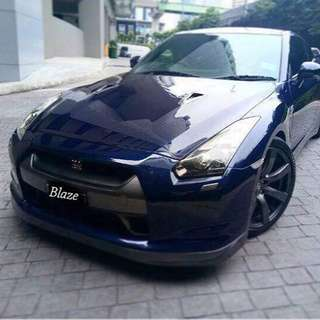 Nissan GTR stage3 for rent