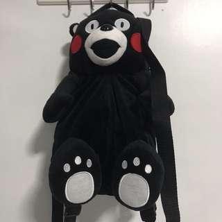 small kumamon backpack