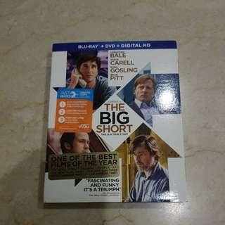 The Big Short Blu Ray