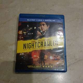 Nightcrawler Blu Ray