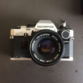 🚚 Original Olympus OM-10 Camera
