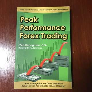 Peak Performance Forex Trading