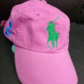 Polo ralph lauren no 2 big pony cap