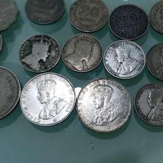 Offer 27pcs Mix coin