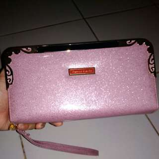 Dompet pesta Charles and Keith not ori