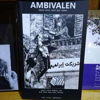 BUKU : AMBIVALEN #FAIZIBRAHIM (BM)