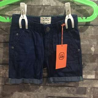 Cool club girl Denim shorts