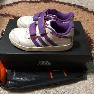 GIRL KID ADIDAS SHOES ORIGINAL