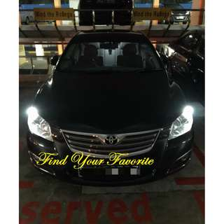 Toyota Rides on T10 super bright CREE project lens for pole light/small position light - CASH&CARRY ONLY.