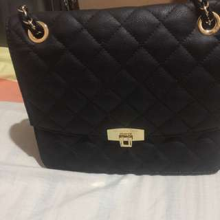 Sling bag charles and keith, used only twice
