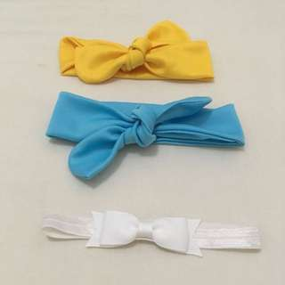 Baby Bow Headband Bundle