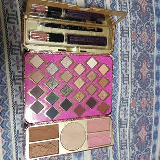 TARTE TREASURE BOX MAKE UP SET