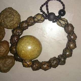 Gelang&batu munta besi&bagore