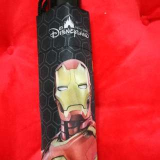 Disney iron Man雨傘