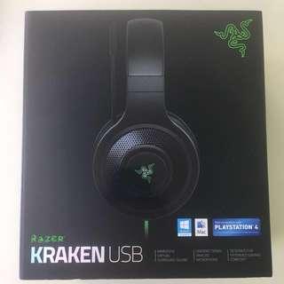 Kraken USB Headphones