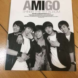 SHINee Amigo Album