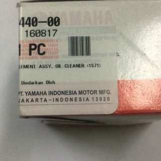 Oil Filter Yamaha Original