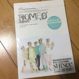 SHINee Romeo Album