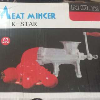 Meat Mincer